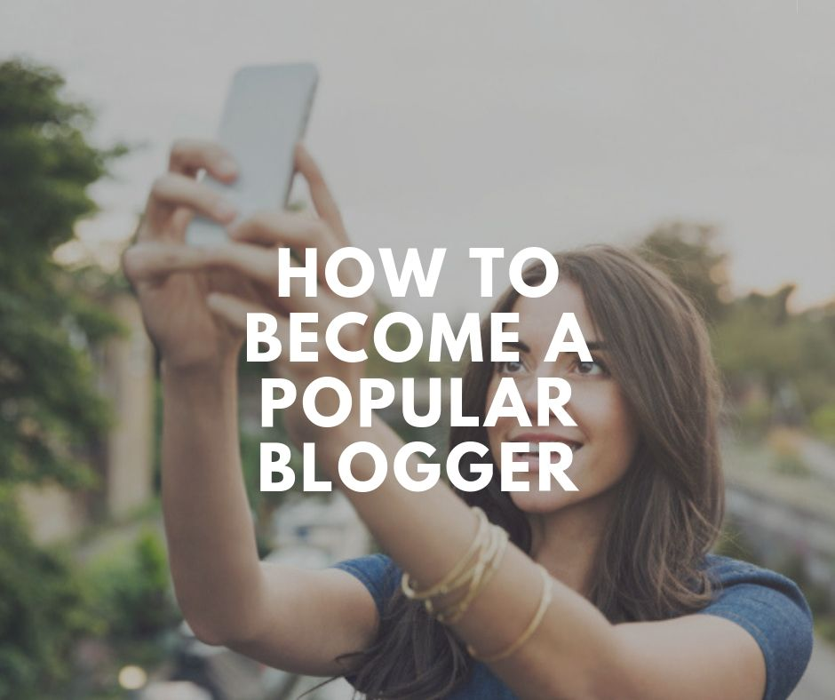 Instagram as the key to success: how to become a popular blogger
