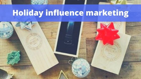 8 tips for holiday influence marketing in Instagram